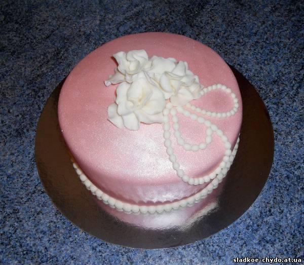 Бусинки на торт как сделать 743
